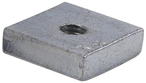 FNW® Figure 7833 1/2 in. Carbon Steel and Concrete Insert Nut FNW7833P0050