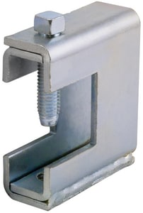 FNW® Figure 7801 1/4 in. Electro-galvanized Steel Heavy Duty Beam Clamp FNW780117Z0025