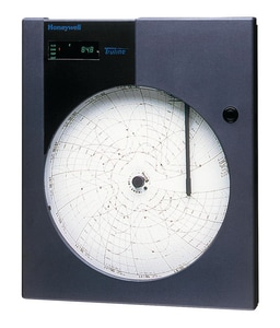 Honeywell Truline® 14 in. Chart Recorder HDR45AT1100 at Pollardwater