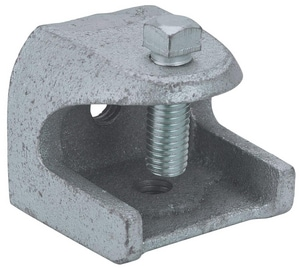 FNW® Figure 7801 3/8 in. Electro-galvanized Steel Support Beam Clamp FNW780190Z0037