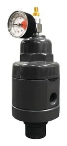 Blacoh Fluid Controls Series H10 1/4 in. PVC, EPDM and PTFE Hybrid Valve BH10025VVETL