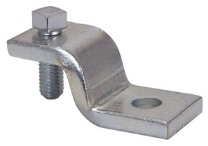 FNW® Figure 7801 2 in. Electro-galvanized Steel Z-Type Strut to Beam Clamp FNW780130Z