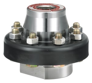 Ashcroft 200 Series 1/2 in. FNPT 316L Stainless Steel Diaphragm Seal A50200SS04TXCG at Pollardwater