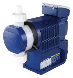 Iwaki Walchem IX Series 7.93 gph 87 psi PVDF and FKM Diaphragm Metering Pump WIXB030TU