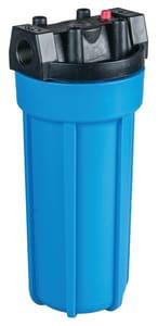 Watts PWHP Series 20 x 3/4 in. Heavy Duty Filter Housing in Blue WPWHP20COM34BPR at Pollardwater