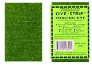 Norlab Dye-Strip™ 3-1/2 in. Dye in Green NDSG