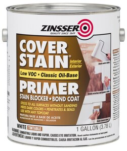 Rust-Oleum® 1 gal Cover Stain Classic Oil in Satin R271448