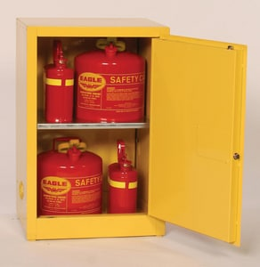 Eagle 12 gal Flammable Liquid Safety Storage Cabinet E1925