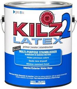 Master Chemical Kilz® 1 gal. Latex Primer in White M20941