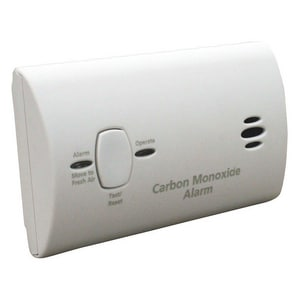 Kidde Carbon Monoxide Alarm in White K21025778 at Pollardwater