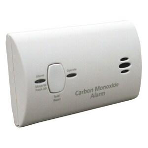 Kidde Carbon Monoxide Alarm in White K21025778 at Pollardwater
