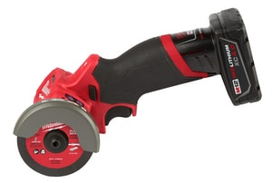 Milwaukee® M12 FUEL™ 3 in. 12V Compact Cut Off Tool Kit in Red M252221XC