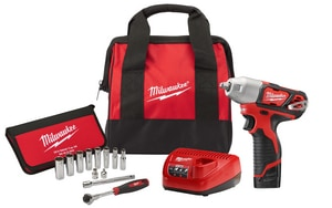 Milwaukee M12™ 3/8 in. 12V Impact Wrench Bare Tool M246320