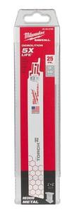 Milwaukee Sawzall® 18 TPI Blade ANPM48008788 at Pollardwater