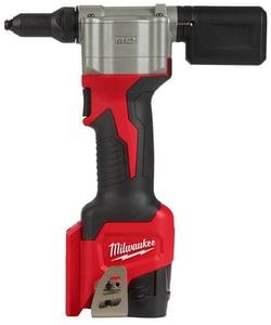 Milwaukee M12™ 3/32 - 3/16 in. 12V Rivet Tool Kit M255022