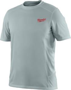 Milwaukee Workskin™ XXXL Light Weight Performance Shirt in Gray M410G3X