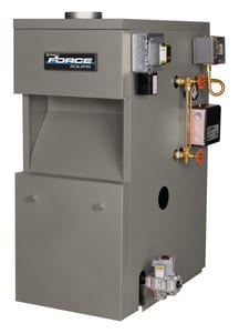 PROSELECT® Force Boilers Force™ 19-1/4 in. 138 MBH Cast Iron Natural Boiler FORCESTEAM05NH