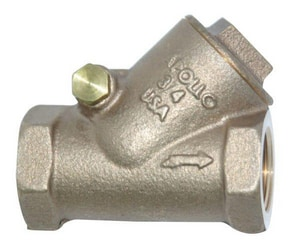 Apollo Conbraco 61Y Series 1-1/4 in. Bronze FNPT Swing Check Valve A61Y19601