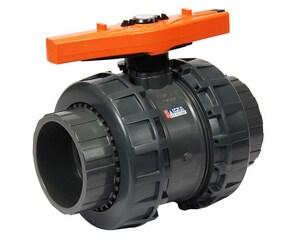 FNW® 2 in. CPVC Full Port NPT x Socket Weld Ball Valve FNW350NAEK