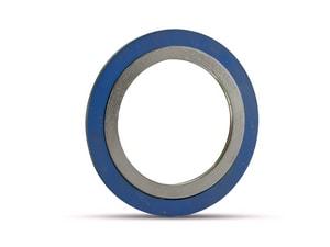 Garlock FLEXSEAL® 4 in. Stainless Steel Spiral Gasket with Graphite SWG9006GP