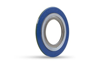 Garlock FLEXSEAL® 1-1/2 in. Plastic, Stainless Steel and Carbon Steel Flexible Gasket GRWI1506PCFG