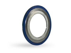 Garlock FLEXSEAL® 3 x 1/16 in. 316L Stainless Steel and Graphite IR Spiral Gasket SWG1506IRGM