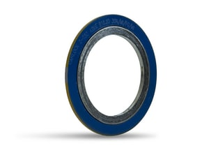 Garlock FLEXSEAL® 6 in. 300 psi 304 Stainless Steel Spiral Gasket with Graphite SWG3004GU