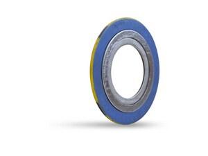 Garlock FLEXSEAL® 4 x 1/16 in. 600# 304L Stainless Steel and Graphite IR Spiral Gasket SWG6004GSSIRP