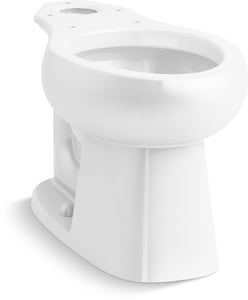 Sterling Windham™ 1.28 gpf Elongated Toilet Bowl in White S4033170