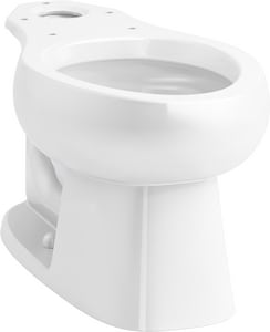 Sterling Windham™ 1.28 gpf Elongated Toilet Bowl in White S4032170