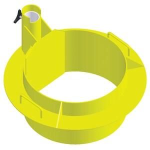 Honeywell DuraHoist™ 21-1/2 in. Manhole Collar MDH11215 at Pollardwater