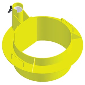 Honeywell DuraHoist™ 23-1/2 in. Manhole Collar MDH11235 at Pollardwater