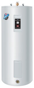 Bradford White 118 gal Tall and Upright 4.5kW 2-Element Residential Electric Water Heater BRE3120T61NCWW