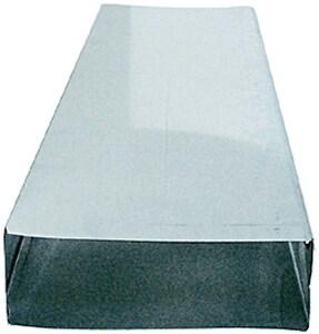 3 ft. x 3-1/4 in. 30 ga Galvanized Steel Rectangular Duct Pipe SHMRSR3010M