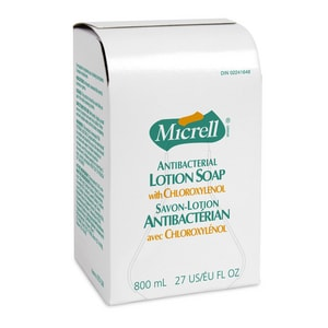 GOJO Micrell® 800ml Antibacterial Lotion Soap Refill G975712