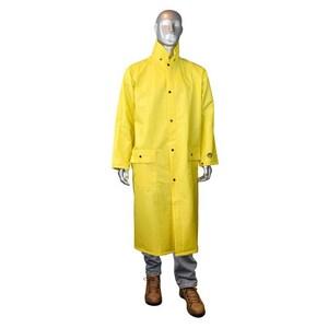 Radians Radwear™ Drirad™ 28 XXXL Size PVC and Polyester Raincoat RRC15NSYV3X