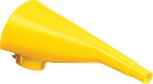 Eagle Type I 9 in. Poly Funnel for Type I Safety Can EF15 at Pollardwater