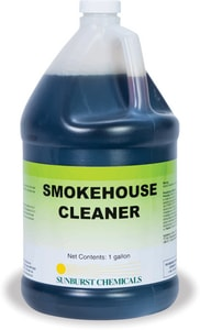Sunburst Chemicals 1 gal Smokehouse Cleaner (Case of 4) S49204