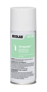 Ecolab First Impressions™ 1.8 oz. First Impression Orchard Field Aerosol Air Freshener E6101120