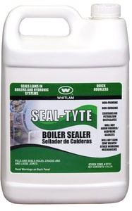 WHITLAM Seal-Tyte 1 gal Boiler Sealer WSTS1