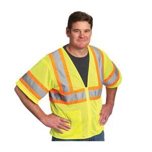 PIP® XXXXL Size Mesh Vest P303HSVPLY4X