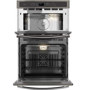 GE Appliances 26-3/4 in. Built-in Combination Convection Oven in Slate GPK7800EKES