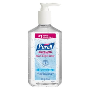 PURELL Advanced 12 oz. Advanced Instant Hand Sanitizer G365912