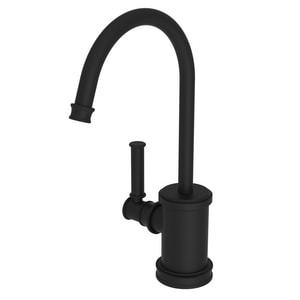 Newport Brass Taft 1 gpm 1 Hole Deck Mount Hot Water Dispenser with Single Lever Handle in Flat Black N2940-5613/56