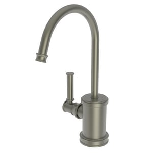 Newport Brass Taft 1 gpm 1 Hole Deck Mount Hot Water Dispenser with Single Lever Handle in Gunmetal N2940-5613/14