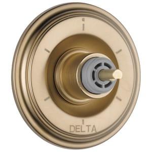 Delta Faucet Cassidy™ 6-Function 3-Port Diverter Trim in Champagne Bronze (Less Handle) DT11997CZLHP