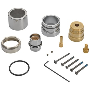 Delta Faucet Brilliance® Stainless Integrated Diverter Extension Kit DRP90544SS