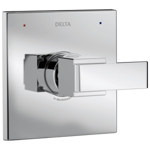Delta Faucet Ara® Wall Mount Valve Trim Only in Polished Chrome DT14067