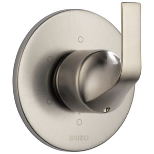 Brizo Sotria™ Single Handle Bathtub & Shower Faucet in Luxe Nickel (Trim Only) DT60950NK
