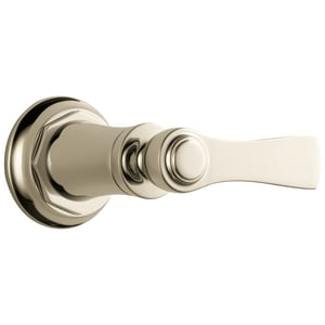 Brizo Rook Volume Control Valve Trim with Single Lever Handle in Brilliance Polished Nickel DT66660PN